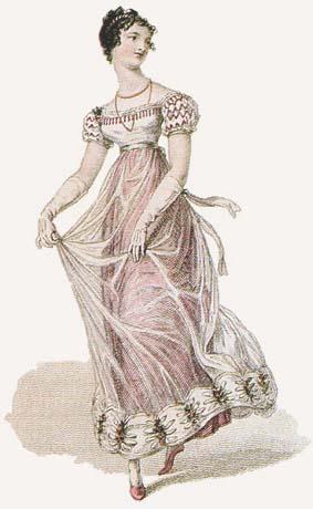 Victorian & 18th Century Fashion & Rococco Style Decor.